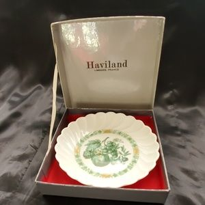 Haviland China Bon Bon Bowl